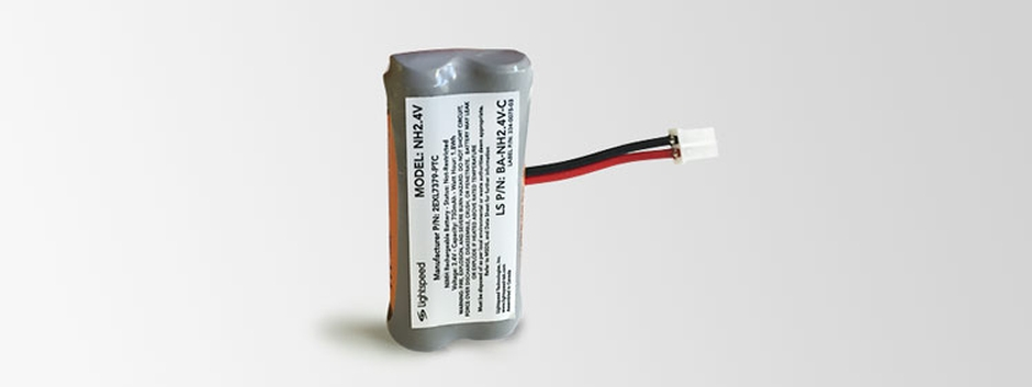 Flexmike Rechargeable Battery - NH2.4V