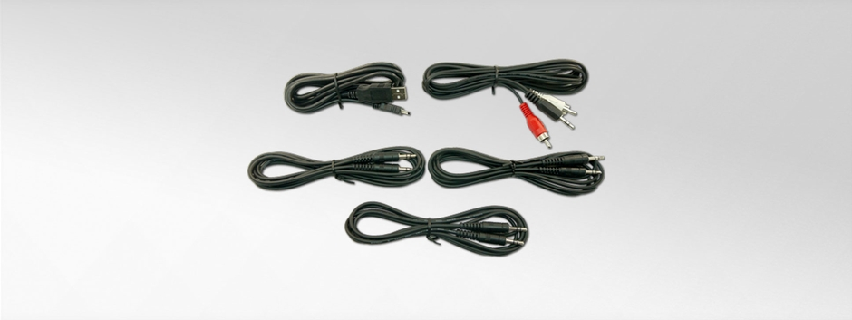 Audio Cable Kit - MCPCKIT