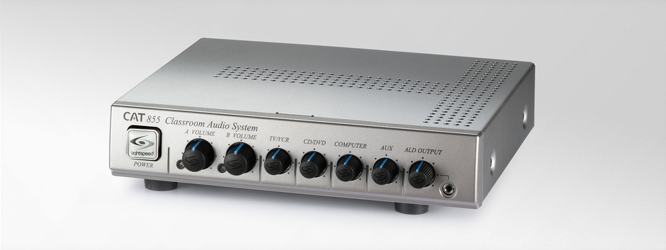 Cat 855 Audio Hub for the Classroom - 855