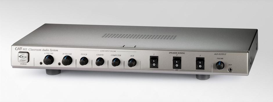 Cat 885 Audio Hub for Technology Integration - 885