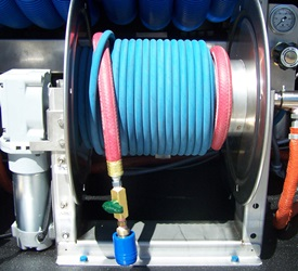 Hose Reel - Water - Live Electric - Hose Reel - Water - Live Electric
