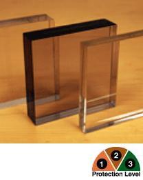 Ballistic Security Glass