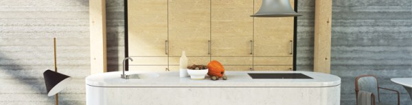 5141 Frosty Carrina - Classico Collection Quartz Surfaces