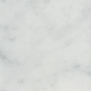 Marble - Italian White Carrara - Polished