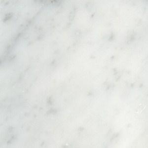 Marble - Italian White Carrara Sel - Honed