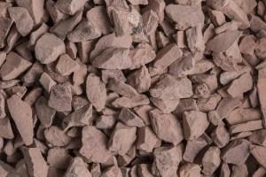 Terrazzo Aggregates - Brick Red