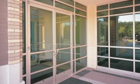 Center-Glazed Storefront Systems - Series 400 & 450