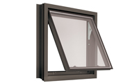 Concealed Vent Blast Mitigation Window - Series 7600