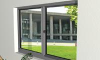Horizontal Sliding Blast Resistant Window - Series BW8200