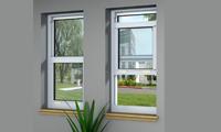 Hurricane Resistant Single Hung Window - Series IW8000