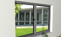 Hurricane Resistant Horizontal Sliding Window - Series IW8200