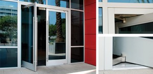Entrances: Balancer™ Series Balanced Doors