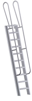 Mezzanine Access Ladder – U-501