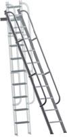 Folding Hatch Access Ladder – U-506