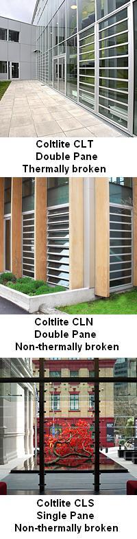 Coltlite Natural Louvered Ventilator