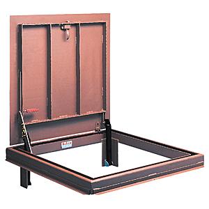 Floor / Vault / Sidewalk Doors - Drainage Doors - 300PSF