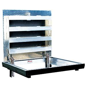 Floor / Vault / Sidewalk Doors - Drainage Doors - H20 Load