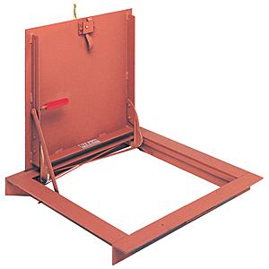 Floor Vault Sidewalk Doors Non Drainage Doors H20