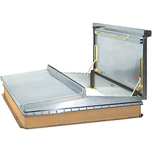 Roof Hatches - Equipment Access