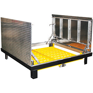 Safety Products - Fall Protection Grating