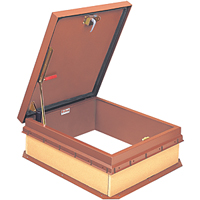 Type S Roof Hatch - Ladder Access - S-50
