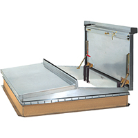 Type D Roof Hatch - Equipment Access - D-40