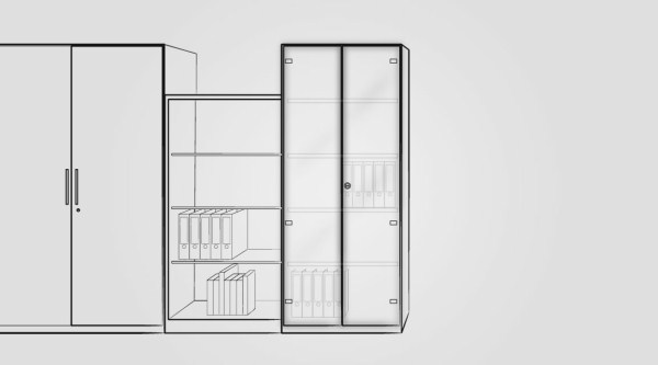 Glass Door Locks - Locking Systems for Furniture