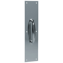 Door Pulls and Push Plates