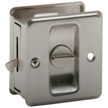 Pocket Door Lock and Pull