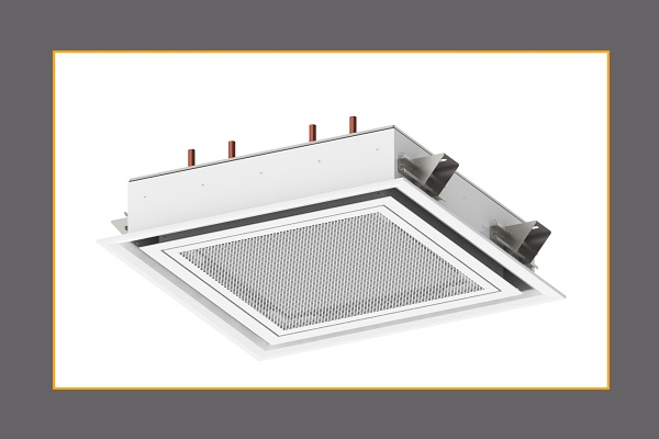 Modular Active Chilled Beam - Chilled Beams - Air Systems - Modular Active Chilled Beam