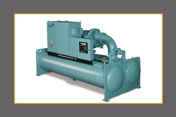 Ymc2 Centrifugal Magnetic Drive Chiller Chillers Hvac