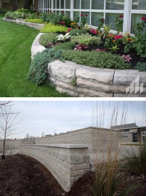 Adair® Limestone Landscape Stone
