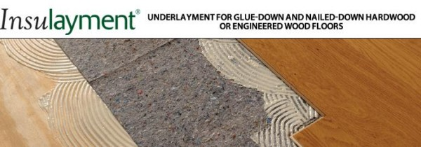 Insulayment Underlayment - Glued or Nailed Wood Floors - Insulayment Underlayment - Glued Or Nailed Wood Floors €� MP Global