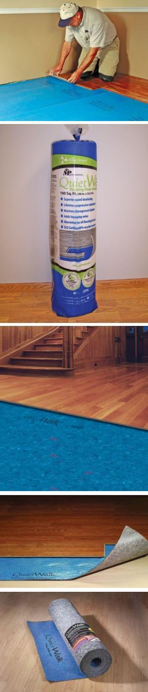 Quietwalk Laminate Floor Underlayment