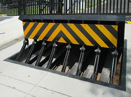Sentinel Wedge Vehicle Barrier - Sentinel Wedge Vehicle Barrier