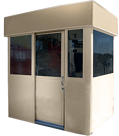Citadel Checkpoint Parking & Attendant Booth - Citadel Checkpoint Parking & Attendant Booth