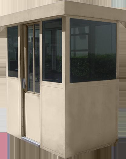 Citadel Gatehouse Parking & Attendant Booth - Citadel Gatehouse Parking & Attendant Booth