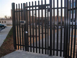 Impasse II® High Security Steel Fence