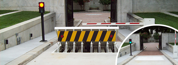 Sentinel® Wedge Vehicle Barrier