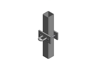 Column Wrap Anchor - Column Wrap Anchor