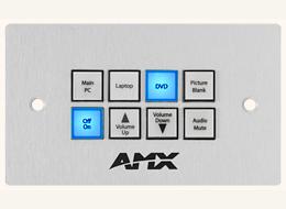 CP-1008-EU 8-Button ControlPad (Europe)