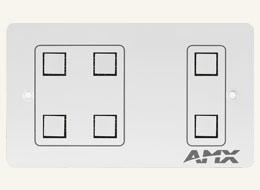 CP-2006-UK 6-Button ControlPad (UK)