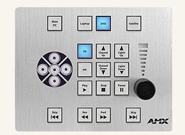 CP-3017-NA 17-Button ControlPad with Navigation (US, UK, EU)