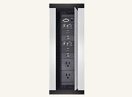 HPX-1200 12 Module Connection Port