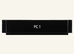 HPX-B050-L 1/2 M Custom Label Panel