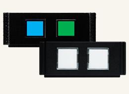 HPX-U100-2BTN HydraPort 2-Button Keypad Module