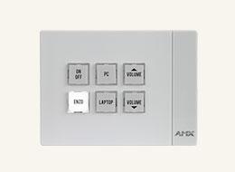 MCP-106 Massio 6-Button ControlPad (US, UK, EU)