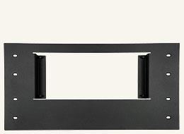 """MXA-RMK-20 Rack Mount Kit for 20.3"""" Modero X Series Landscape Touch Panel"""