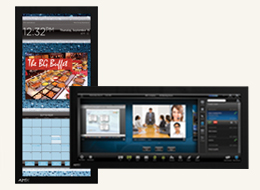 "MXD-2000XL-PAN 20.3"" Modero X Series G4 Wall Mount Touch Panel"