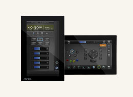"MXD-700-NC 7"" Modero X Series G4 Wall Mount Touch Panel (no Camera, no Microphone)"